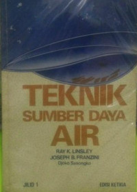 Image of Teknik Sumber Daya Air Jilid 1